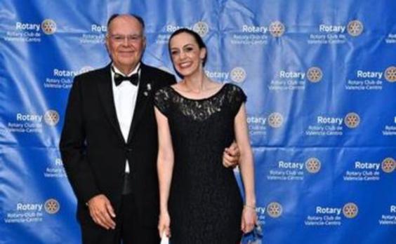 Nombramiento del valenciano Arturo Alagón como gobernador del Rotary Internacional