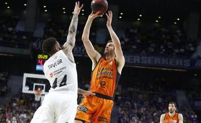 El Valencia Basket renueva a Doornekamp e incluye a Will Thomas en el tanteo