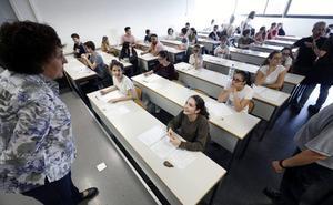 El examen de selectivo de Matemáticas deja la nota más baja de la década
