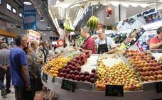 Más del 50% de los habitantes prefiere consumir fruta y verdura de la comarca