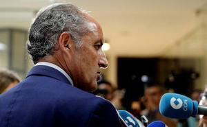 Francisco Camps: «No se puede utilizar la justicia para conseguir lo que no se consigue con el discurso político»