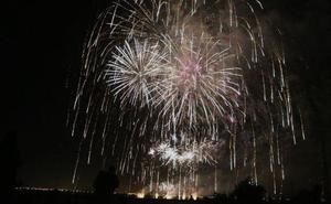 Ricardo Caballer iluminará la Marina de Valencia el sábado 13 de julio con un espectáculo piromusical