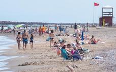 Cerradas al baño playas del Puig y Massamagrell al detectar bacterias fecales