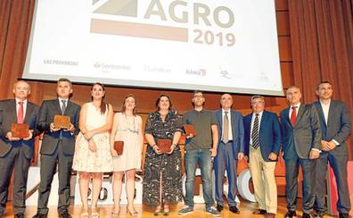 Los Premios Agro reconocen a un sector «valorado internacionalmente»