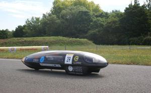 La UPV crea un vehículo que recorre 813 kilómetros con un litro de combustible