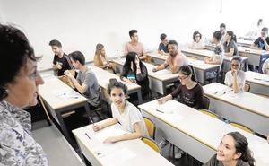 Sólo cuatro de cada diez alumnos aprueban la selectividad de Matemáticas