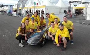 Un coche de la UPV recorre 813 km con un litro de etanol