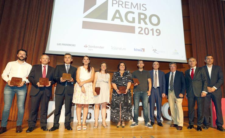 Premios Agro 2019