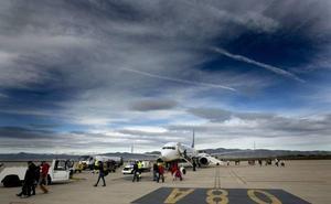 El aeropuerto de Castellón prepara la apertura de una nueva escuela de pilotos a partir de este verano