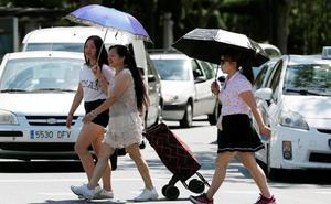 Alerta por calor en Valencia: hasta 40º a la sombra de máxima