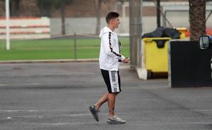 Mina acude a Paterna a la espera de firmar por el Celta