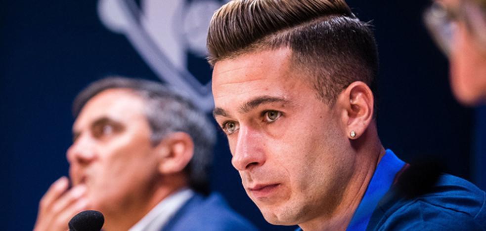 Sergio León: «En el Levante me dan la confianza que quería»