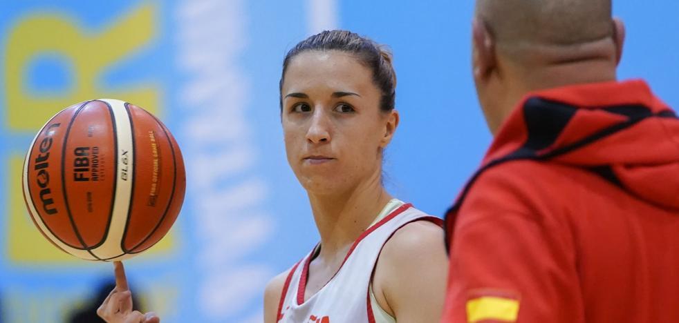 Queralt Casas: «El Valencia Basket está apostando mucho por las mujeres y me encanta»