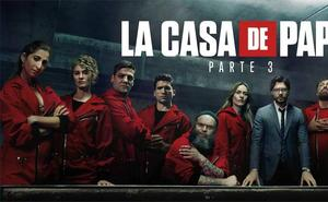'La Casa de Papel' preestrena sus dos primeros episodios en Valencia