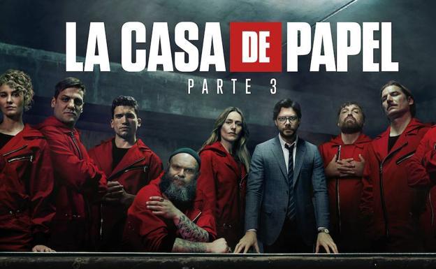 0a569bc5 'La Casa de Papel 3' se preestrena en Valencia: dónde ver hoy los capítulos  un día antes del estreno mundial