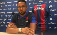 Hernani: «Lo mejor que hicimos fue esperar para acabar aquí»