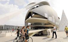 Les Arts vuelve a salir al rescate del Palau de la Música y acogerá el certamen de bandas