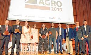Premios Agro 2019: Ilusión, pasión y lucha por un sector con futuro