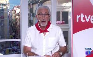 El comentarista de los encierros de TVE reduce la violación de La Manada a un «accidente»