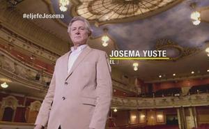 Josema Yuste se convierte en 'El jefe infiltrado' en dos teatros de Valencia