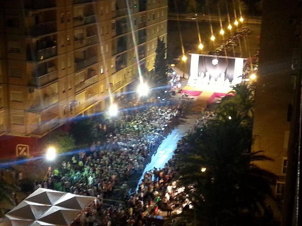 Rascanya elige 'en casa' a sus candidatas a falleras mayores de Valencia 2020
