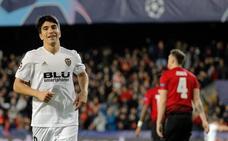 El Valencia se garantiza como mínimo 31 millones por Champions