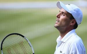 Bautista cae en las semifinales de Wimbledon ante Djokovic