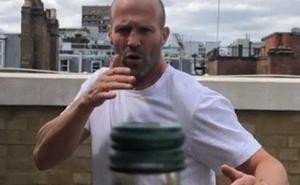 El último reto viral del tapón y la botella
