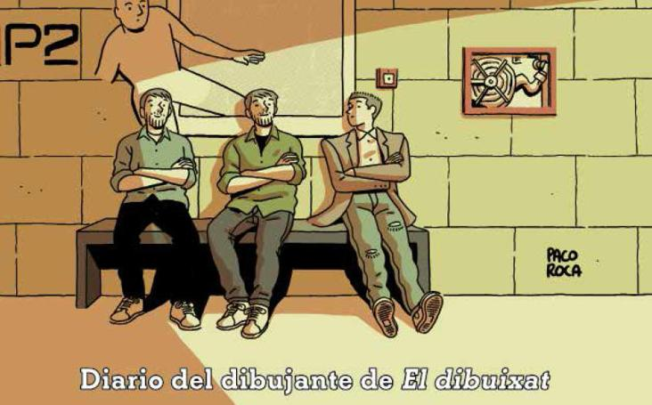 Imágenes de 'Diario del dibujante de El Dibuixat'