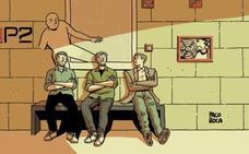 Así es el cómic de Paco Roca para el IVAM