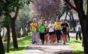 Alertan de invasores en el Circuit 5K del cauce del Turia