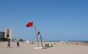 Medio Ambiente reabre la playa de La Pobla de Farnals