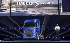 Iveco presenta el nuevo S-Way con motores 'eco' de gas natural