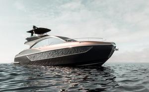 Lexus salta de la carretera al mar y prepara su primer yate