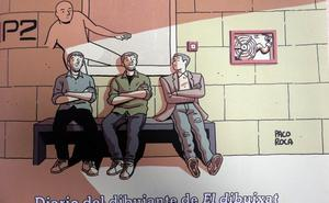 Un homenaje al IVAM en viñetas
