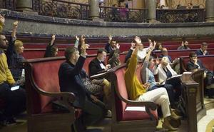 El alcalde reduce la cifra de preguntas que la oposición podrá hacer en el pleno