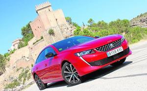 Peugeot 508: Nacido en la carretera