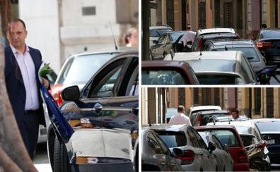 Las andanzas de Dalmau para evitar la foto del coche oficial