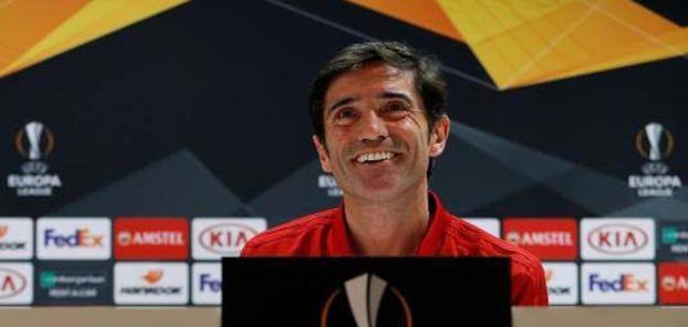 Marcelino: «Ojalá repitamos los éxitos de la pasada campaña»