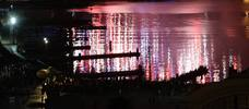 Piromusical de Ricardo Caballer en la Nit a la Mar en la Marina de Valencia