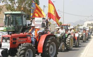 Preparan una huelga general agraria en toda España