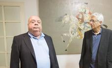 Juan José Castellano y Horacio Silva, unidos por el amor al arte valenciano