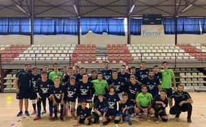 El Dominicos Levante UD Fútbol Sala impulsa la formación de porteros canteranos de toda España