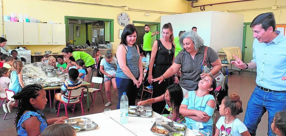 Programa de apoyo a la familia en Burjassot