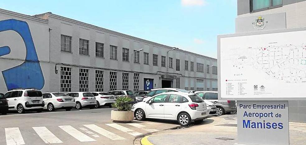 Ayudas para rehabilitar fachadas de naves en el polígono industrial
