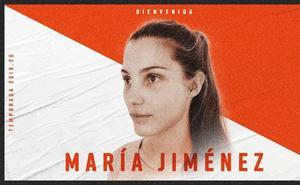 El Valencia ficha a María Jiménez hasta 2021