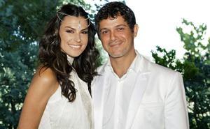 Alejandro Sanz y Raquel Perera, nueva expareja