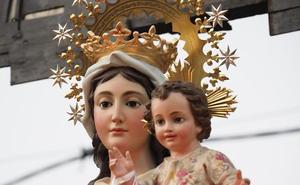 Nuestra Señora del Carmen y otros santos que se celebran el 16 de julio