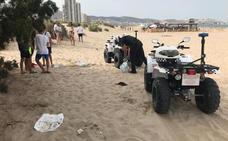 La Policía Local de Cullera comienza las actuaciones contra el botellón