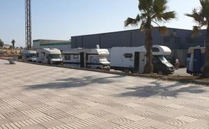 Un nuevo asentamiento «irregular» causa preocupación entre los vecinos de Alboraya